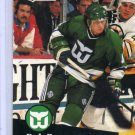 Rob Brown 1991/92 Pro Set #80 NHL Hockey Card Near Mint Condition