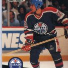Petr Klima 1991/92 Pro Set #72 NHL Hockey Card Near Mint Condition