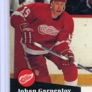 Johan Garpenlov 1991/92 Pro Set #56 NHL Hockey Card Near Mint Condition