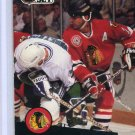 Chris Chelios 1991/92 Pro Set #48 NHL Hockey Card Near Mint Condition