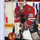 Ed Belfour 1991/92 Pro Set #43 NHL Hockey Card Near Mint Condition