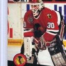 Ed Belfour 1991/92 Pro Set #43 NHL Hockey Card Near Mint Condition