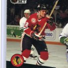 Adam Creighton 1991/92 Pro Set #42 NHL Hockey Card Near Mint Condition