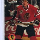 Jeremy Roenick 1991/92 Pro Set #40 NHL Hockey Card Near Mint Condition