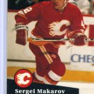 Sergei Makarov 1991/92 Pro Set #39 NHL Hockey Card Near Mint Condition