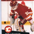Mike Vernon 1991/92 Pro Set #35 NHL Hockey Card Near Mint Condition