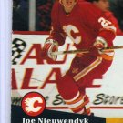 Joe Nieuwendyk 1991/92 Pro Set #29 NHL Hockey Card Near Mint Condition