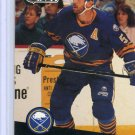 Mike Ramsey 191/92 Pro Set #25 NHL Hockey Card Near Mint Condition