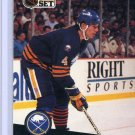 Uwe Krupp 1991/92 Pro Set #20 NHL Hockey Card Near Mint Condition