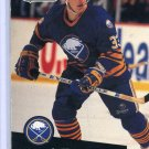 Benoit Hogue 1991/92 Pro Set #17 NHL Hockey Card Near Mint Condition