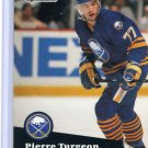 Pierre Turgeon 191/92 Pro Set #15 NHL Hockey Card Near Mint Condition