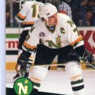 Neal Broten 1991/92 Pro Set #112 NHL Hockey Card Near Mint Condition