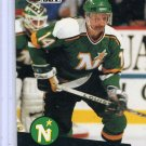 Doug Smail 1991/92 Pro Set #117 NHL Hockey Card Near Mint Condition