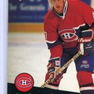 Stephan Lebeau 1991/92 Pro Set #120 NHL Hockey Card Near Mint Condition