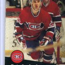 Petr Svoboda 1991/92 Pro Set #123 NHL Hockey Card Near Mint Condition