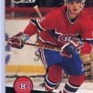 Russ Courtnall 1991/92 Pro Set #126 NHL Hockey Card Near Mint Condition