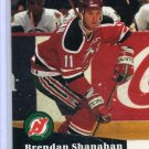 Brendan Shanahan 1991/92 Pro Set #131 NHL Hockey Card Near Mint Condition