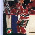 Bruce Driver 1991/92 Pro Set #140 NHL Hockey Card Near Mint Condition