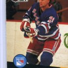 Troy Mallette 1991/92 Pro Set #157 NHL Hockey Card Near Mint Condition
