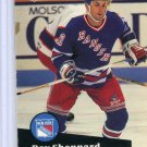 Ray Sheppard 1991/92 Pro Set #162 NHL Hockey Card Near Mint Condition
