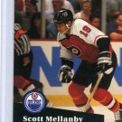 Scott Mellanby 1991/92 Pro Set #172 NHL Hockey Card Near Mint Condition