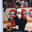 Terry Carkner 1991/92 Pro Set #173 NHL Hockey Card Near Mint Condition
