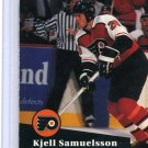 Kjell Samuelsson 1991/92 Pro Set #181 NHL Hockey Card Near Mint Condition
