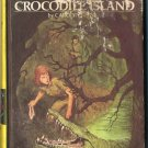 Nancy Drew #55 The Mystery of Crocodile Island by Carolyn Keene Hard Cover