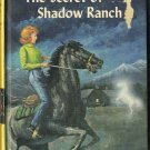 Nancy Drew #5 The Secret Of Shadow Ranch by Carolyn Keene Hard Cover