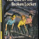 Nancy Drew #11 The Clue Of The Broken Locket by Carolyn Keene Hard Cover