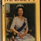 Majesty Elizabeth II And The House Of Windsor by Robert Lacey Paper Back