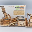 Mechanical Hand - WOODTRICK 3D Mechanical Wooden Model to build