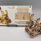 ROMAN CATAPULT - WOODTRICK 3D Mechanical Wooden Model to build