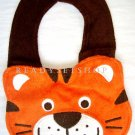 Tiger Face Bib, New, One Size