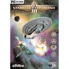 STAR TREK STARFLEET COMMAND 3(III) RARE FREE DELIVERY