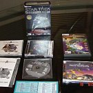 STAR TREK STARFLEET COMMAND 3 + 1+ 2 + NEWORLDS+MORE