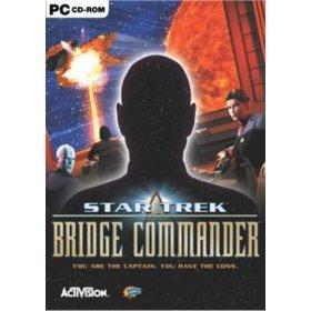STAR TREK BRIDGE COMMANDER FREE INSURED POST