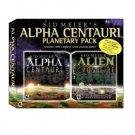 Alpha Centauri Planetary Pack RARE BIG BOX RELEASE
