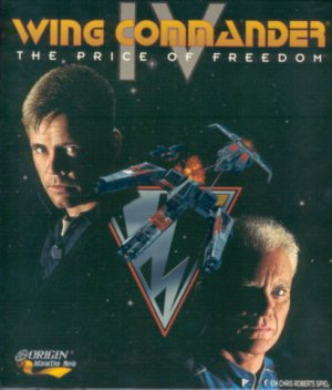 WING COMMANDER 3 + WING COMMANDER 4 BIG BOX RELEASES