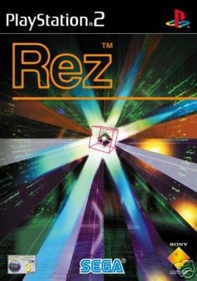 REZ ULTRA RARE PS2 PS3 CLASSIC