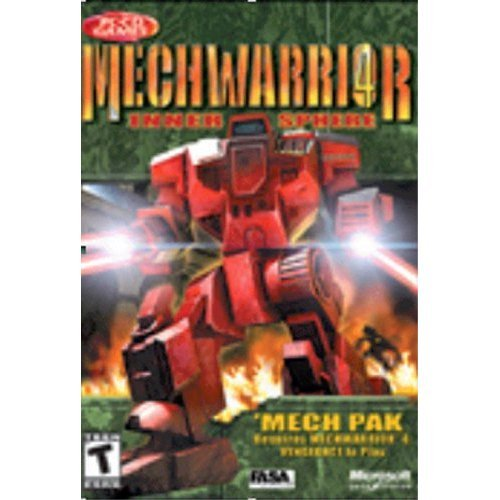 Mechwarrior 4: Inner Sphere Mech Pack