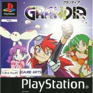 Grandia [PlayStation]