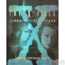 THE X FILES UNRESTRICTED ACCESS RARE