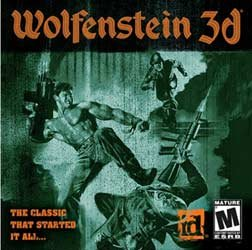 WOLFENSTEIN 3D+SPEAR OF DESTINY+RETURN TO CASTLE WOLFENSTEIN EXTENDED EDITION [+ ENEMY TERRITORY]