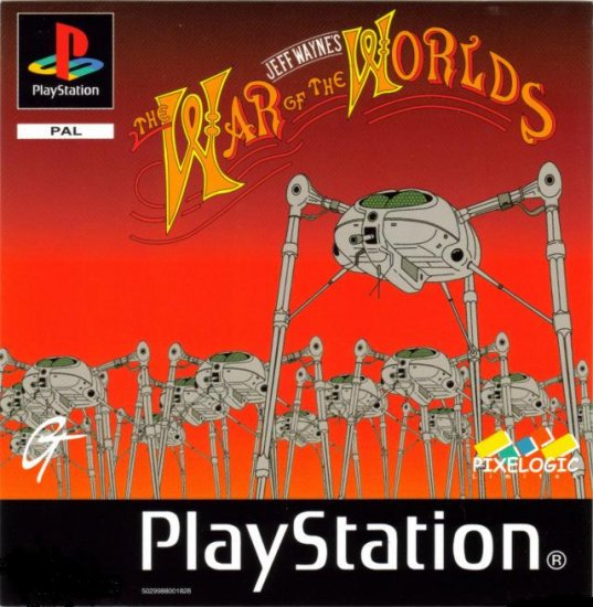 Jeff Wayne's War Of The Worlds [PlayStation]