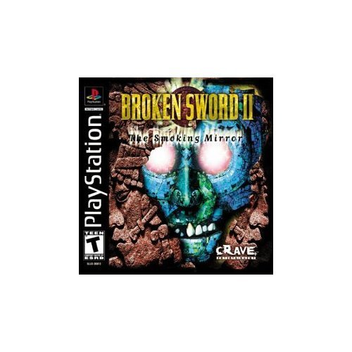 Broken Sword II [PlayStation]