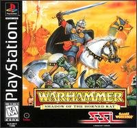 WARHAMMER SHADOW OF THE HORNED RAT PLAYSTATION