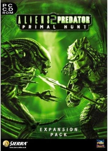 ALIENS VS PREDATOR 2 + PRIMAL HUNT RARE