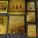 AGE OF EMPIRES 3 COLLECTORS  + AOE GOLD+ AOE OF EMPIRES 2 + EXPANSION + CALLTO POWER