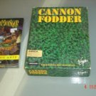 POWER MONGER [SEALED ]+ CANNON FODDER BIG BOX RELEASES
